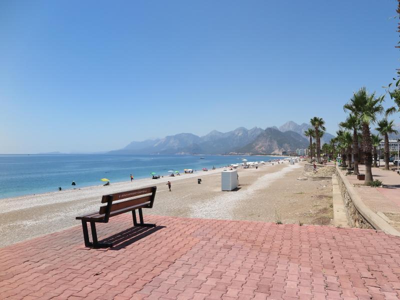 Bild zu Leerer Strand