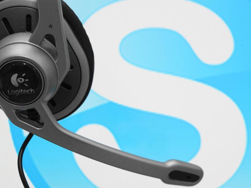 Bild zu Internet-Telefondienst Skype