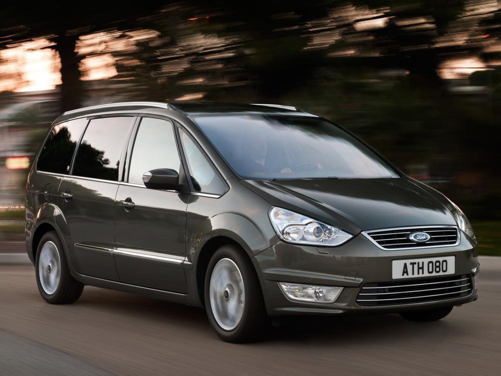 Bild zu Ford Galaxy