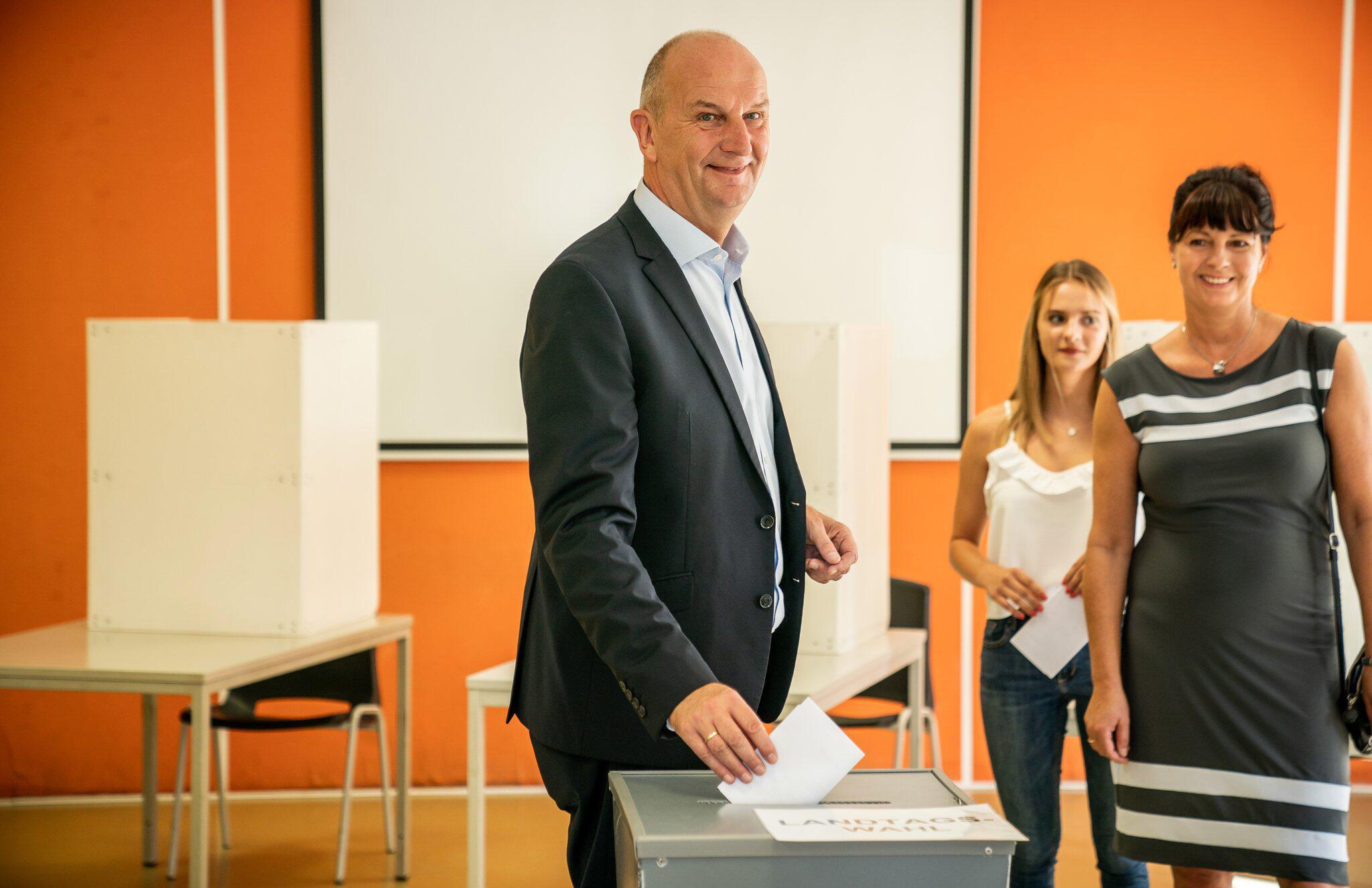 Bild zu Landtagswahl in Brandenburg