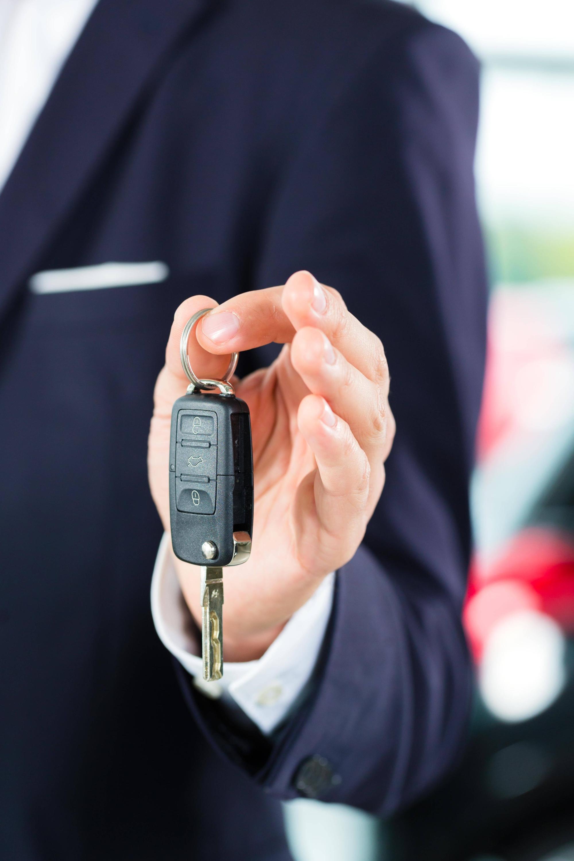 Bild zu Autoschlüssel