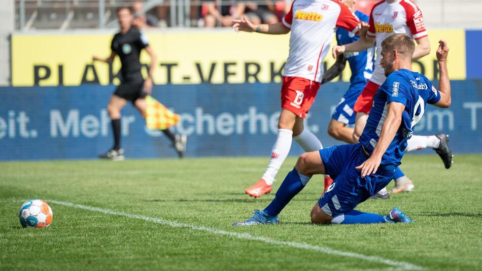 Jahn Regensburg - FC Schalke 04