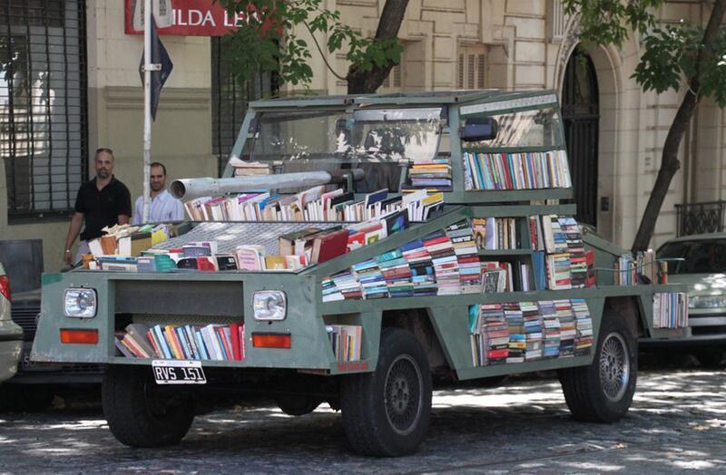 Bild zu Fahrender Bücherwurm