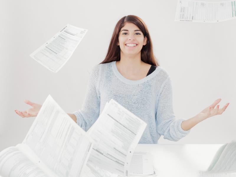 Bild zu Die Steuererklärung kann sich lohnen