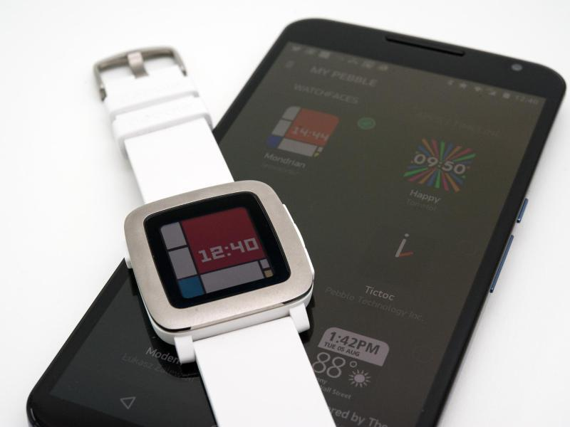 Bild zu Kompatibel mit Android-Smartphones