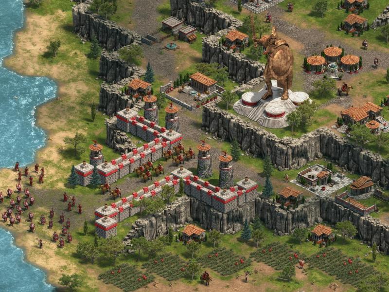 Bild zu «Age of Empires IV»