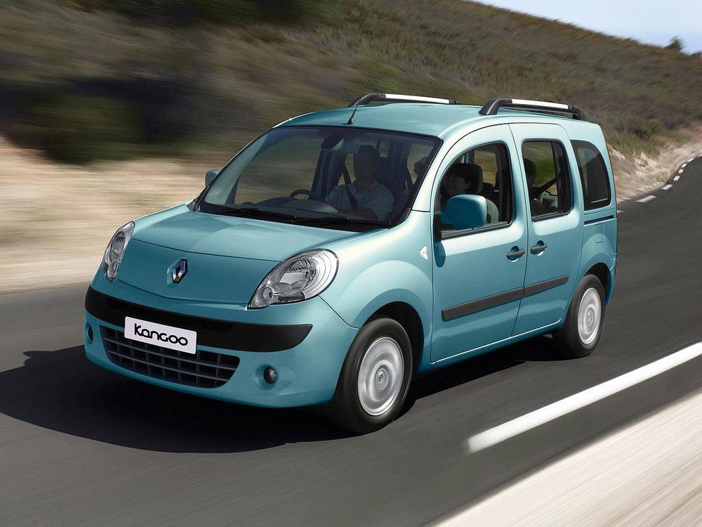 Bild zu Renault Kangoo