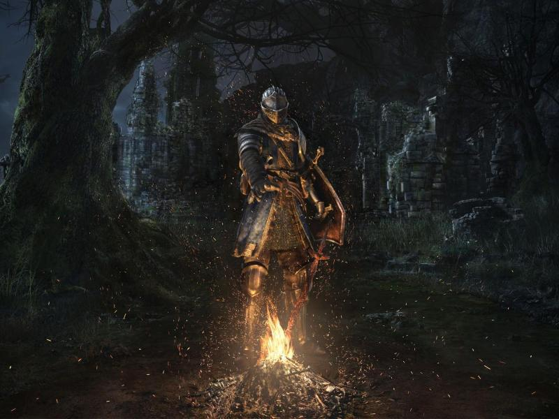 Bild zu Dark Souls Remastered