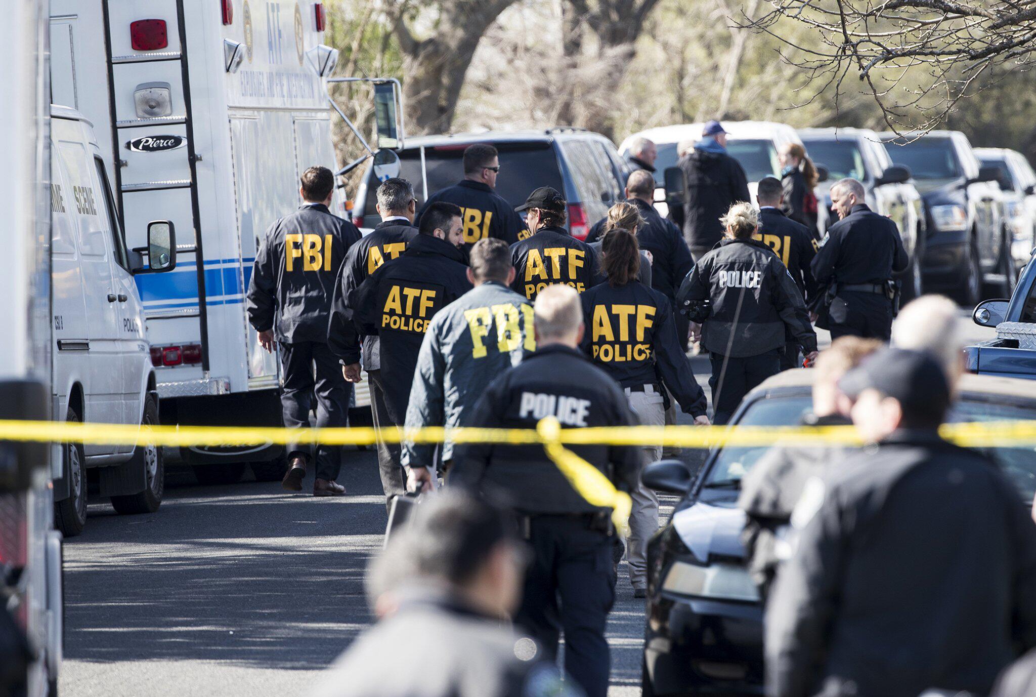 Bild zu Nach Paketexplosionen in Austin