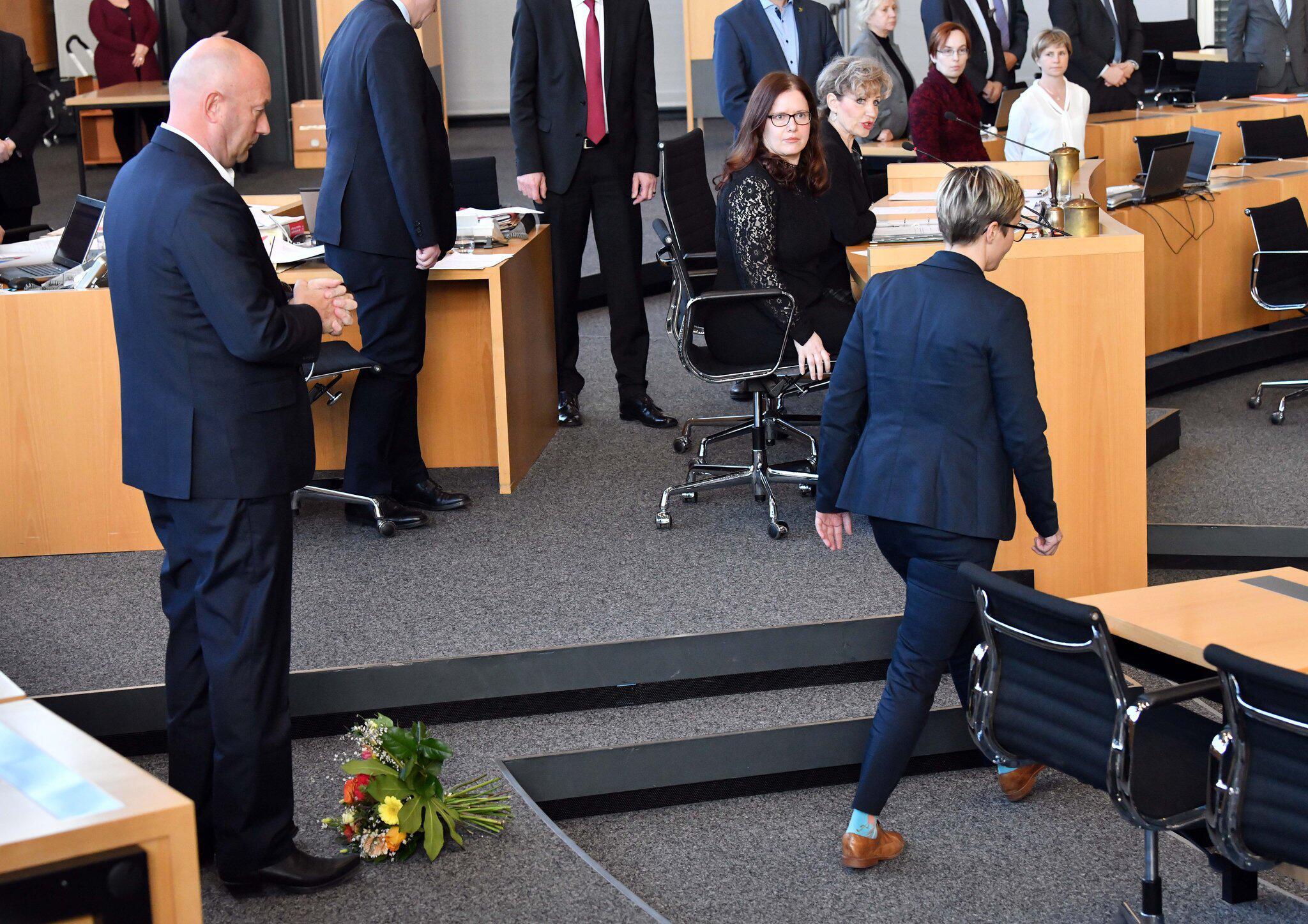 Bild zu Ministerpräsidentenwahl Thüringen
