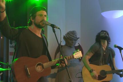Tom Beck singt deutsch
