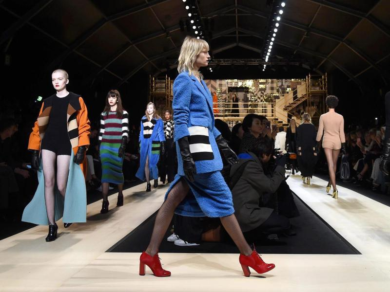 Bild zu Milan Fashion Week - Max Mara