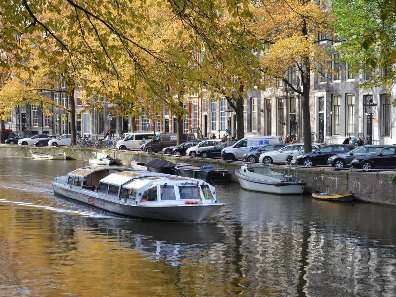 Bild zu Herbst in Amsterdam