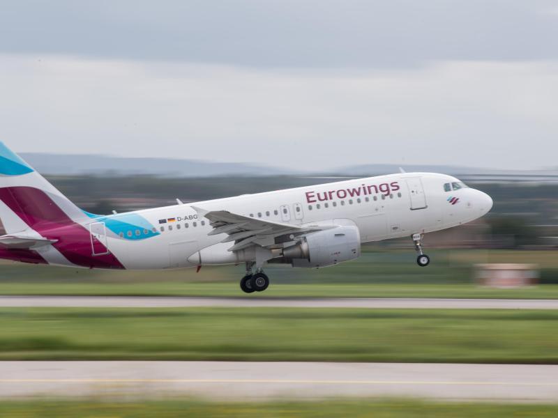 Bild zu Eurowings