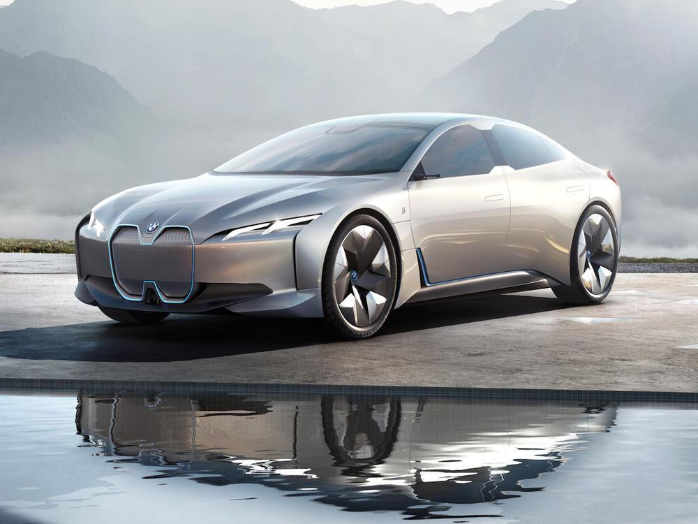 Bild zu Flop: BMW i Vision Dynamics