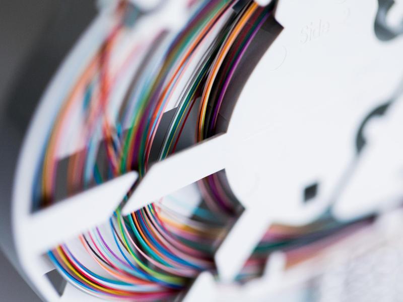 Bild zu Glasfaserkabel