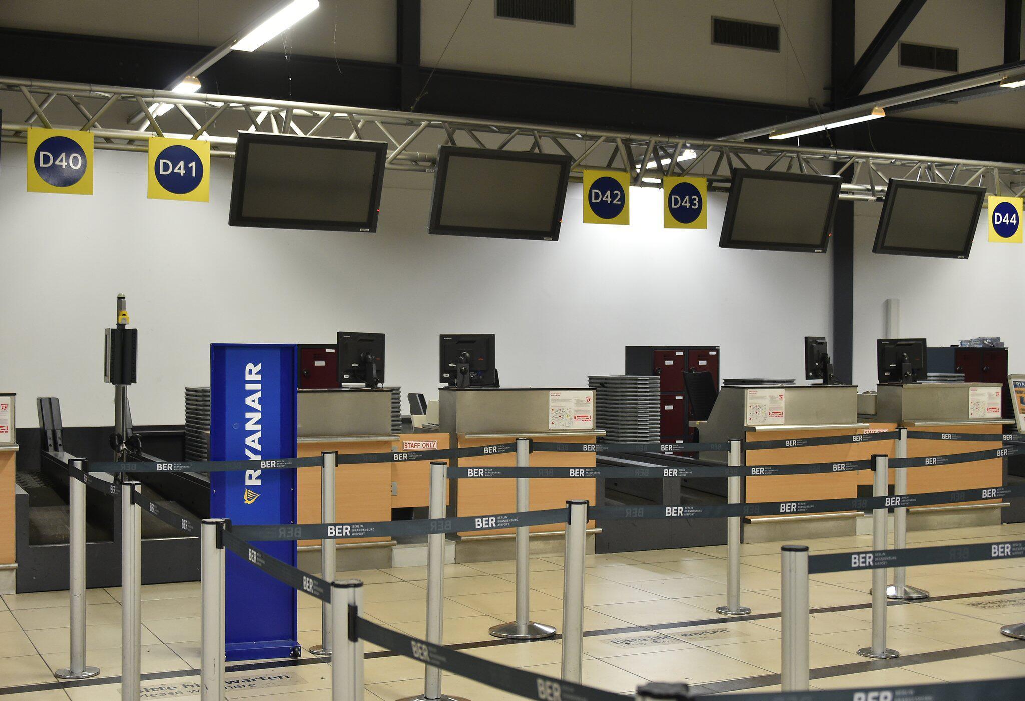 Bild zu Streik Ryanair