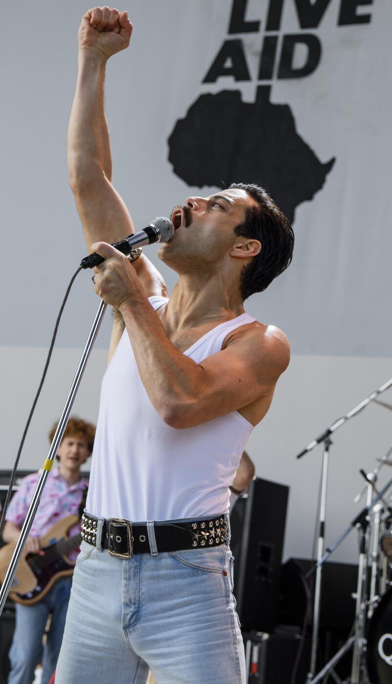 """Bild zu Rami Malek in """"Bohemian Rhapsody"""""""