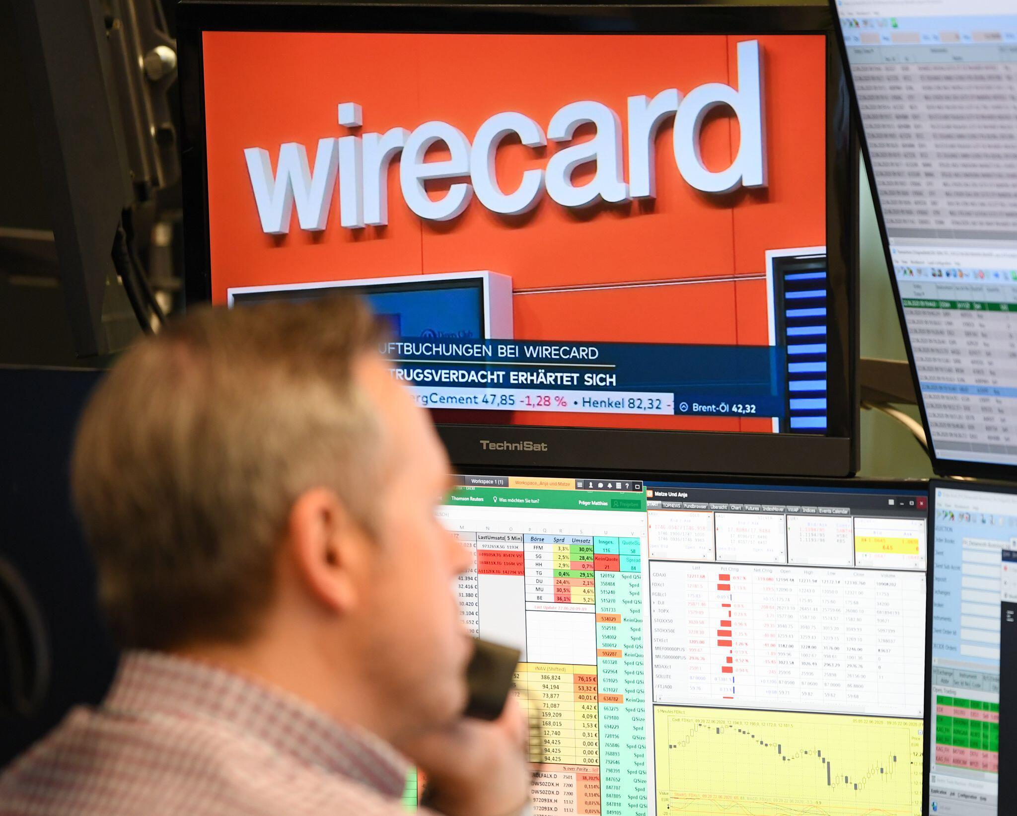 Nach Bilanzskandal: Wirecard meldet Insolvenz an
