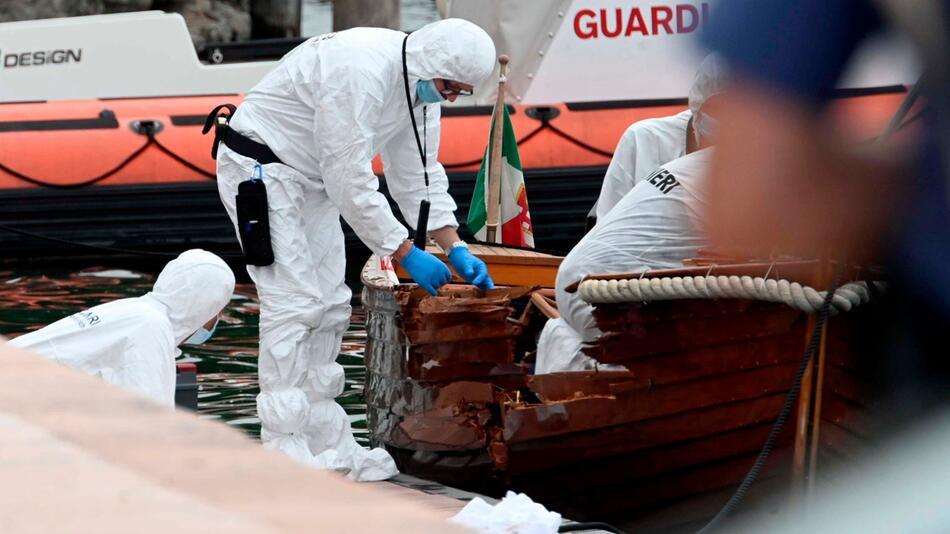 Ermittlungen nach tödlicher Kollision auf Gardasee