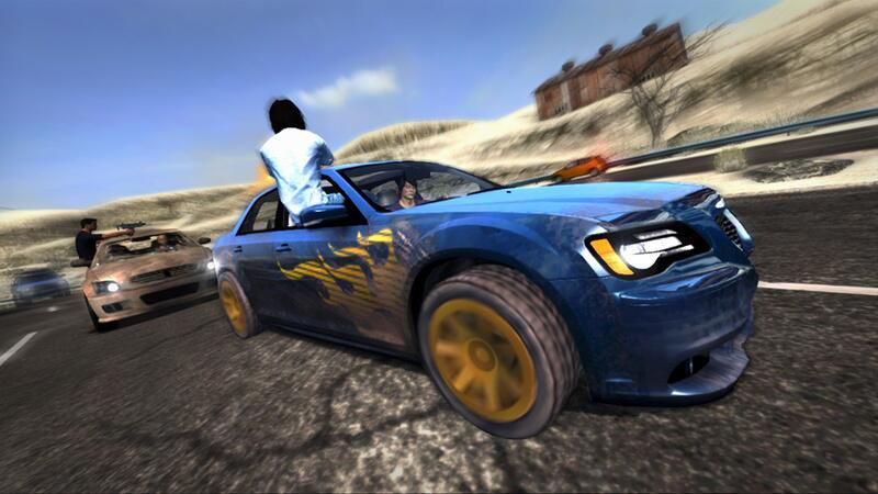 Bild zu Fast & Furious: Showdown