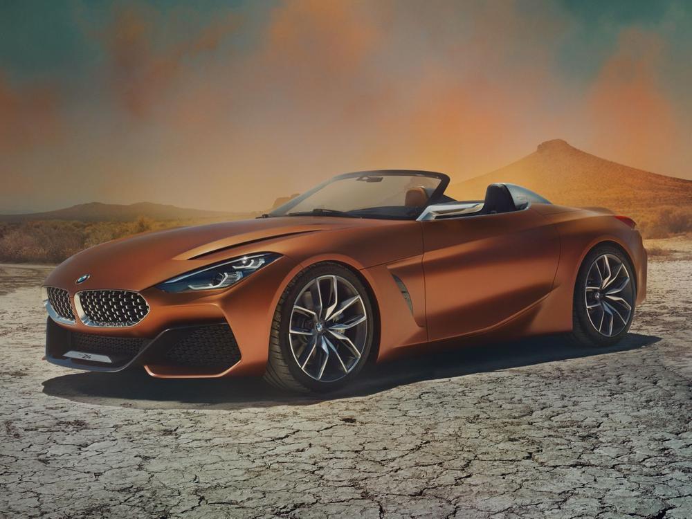 Bild zu Top: BMW Z4 Concept