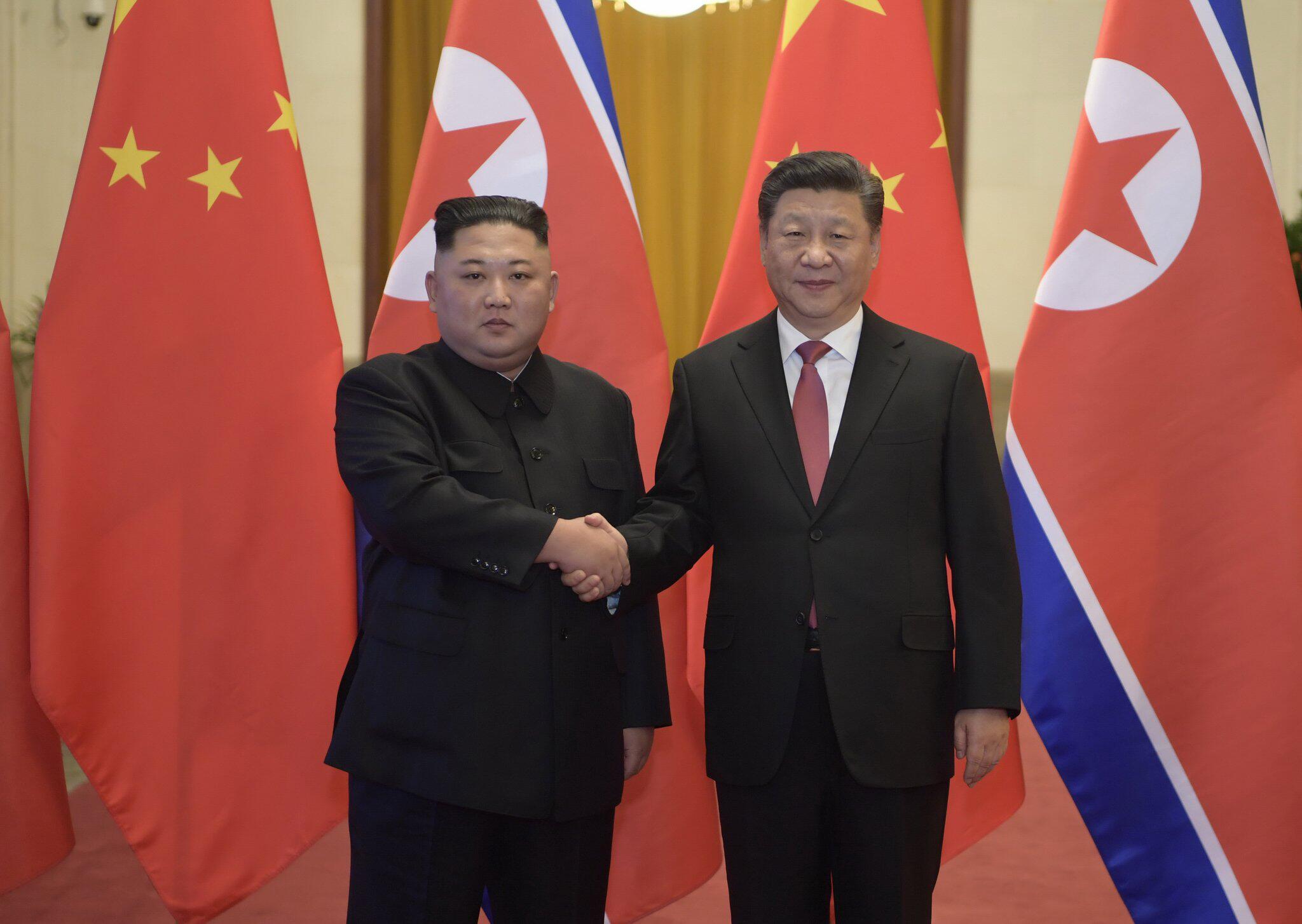 Nordkorea: Chinas Präsident Xi auf Staatsbesuch bei Diktator Kim