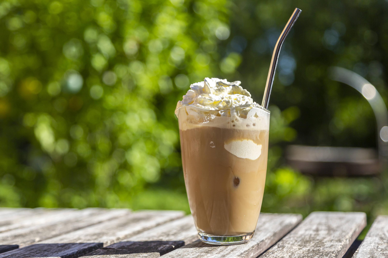 Bild zu Eiskaffee