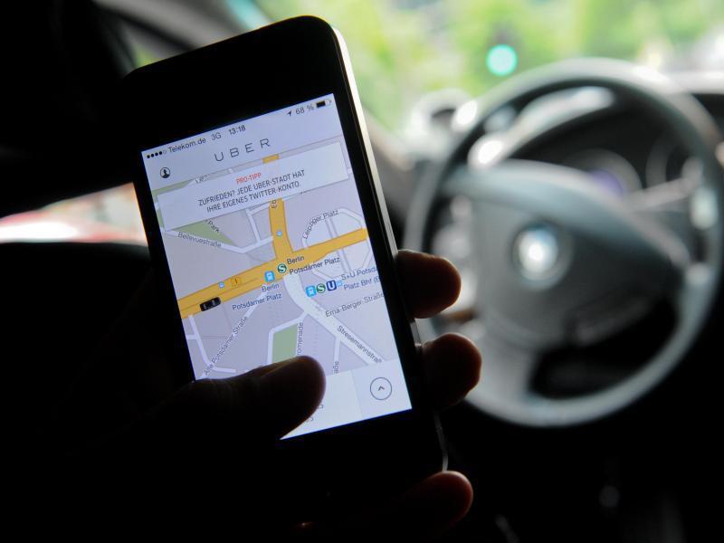 Bild zu Uber