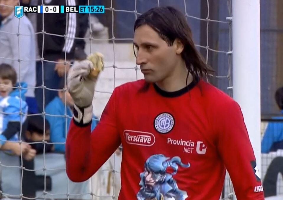 Bild zu Atletico Belgrano, Burger, Juan Olave