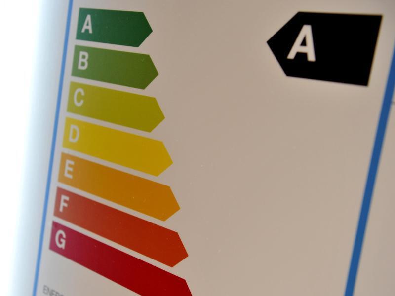 Bild zu Mängel beim Energielabel für Elektrogeräte