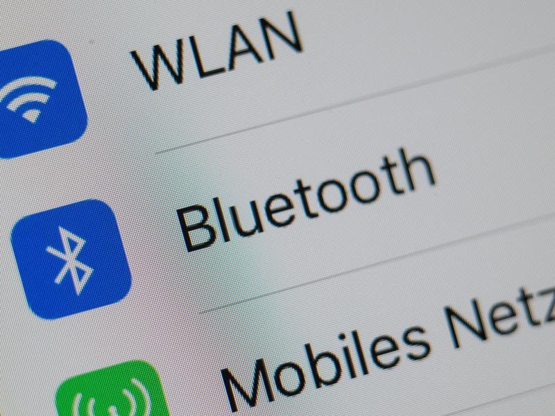 Bild zu Bluetooth
