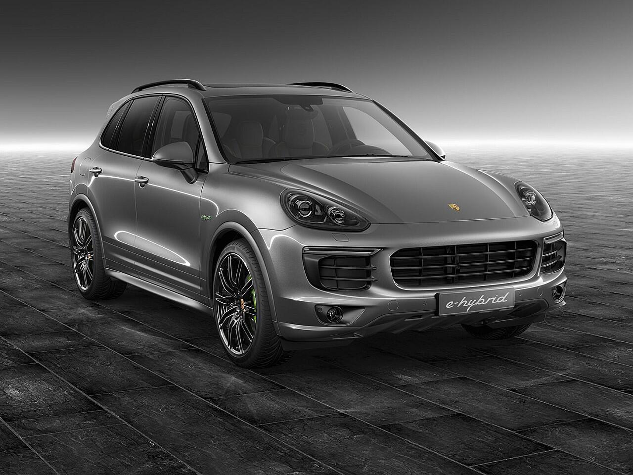 Bild zu Porsche Exclusive Cayenne S E-Hybrid