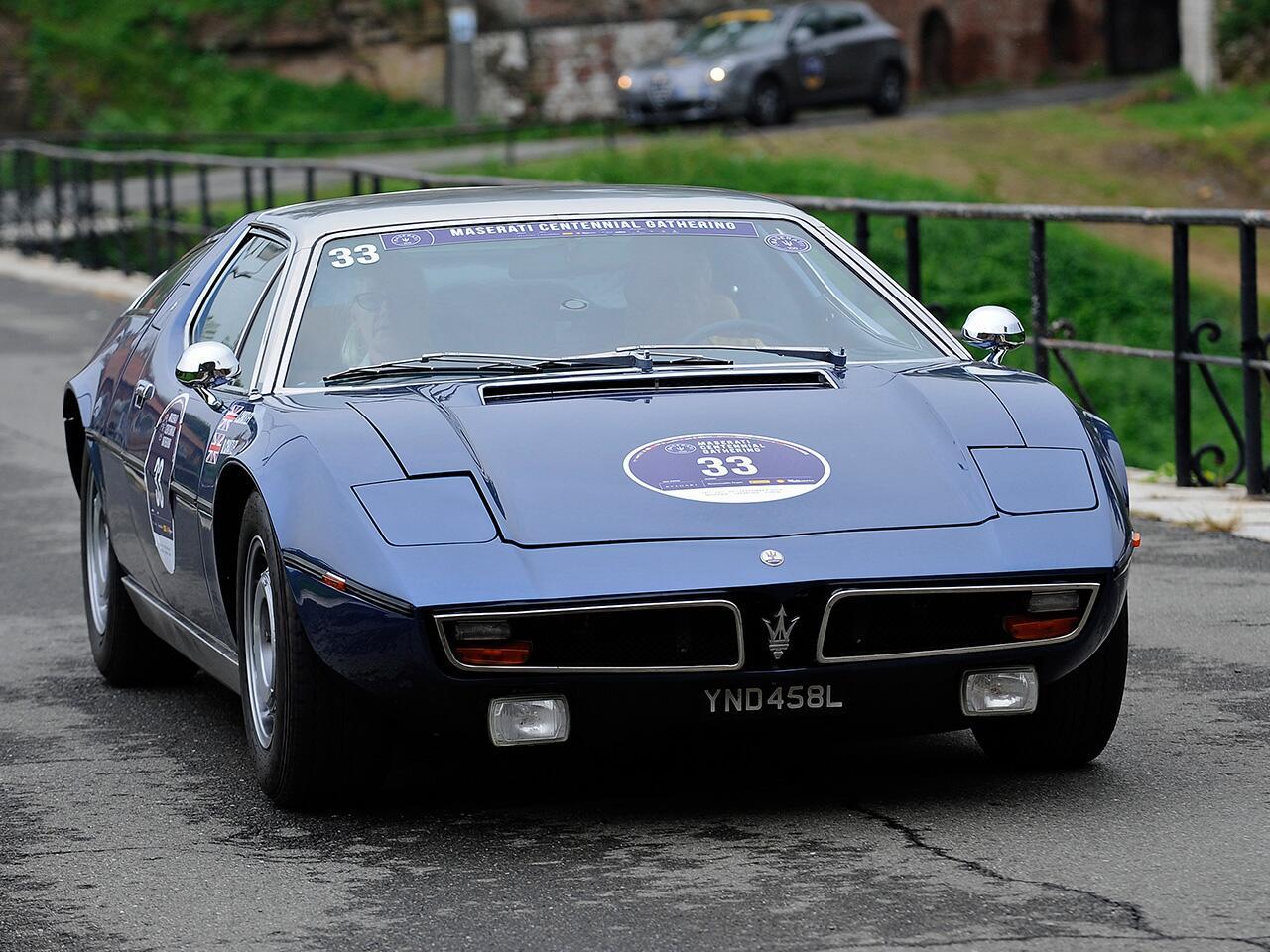 Bild zu Maserati Bora
