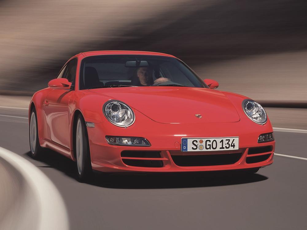 Bild zu Porsche 911 Carrera S