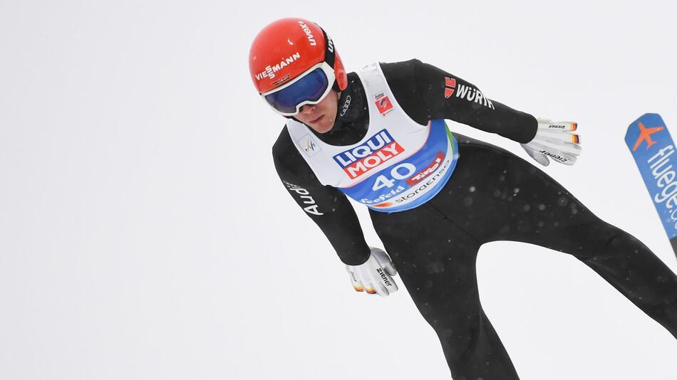 Nordische Ski-WM, Ski-WM, Skispringen, Normalschanze, Stephan Leyhe, Seefeld