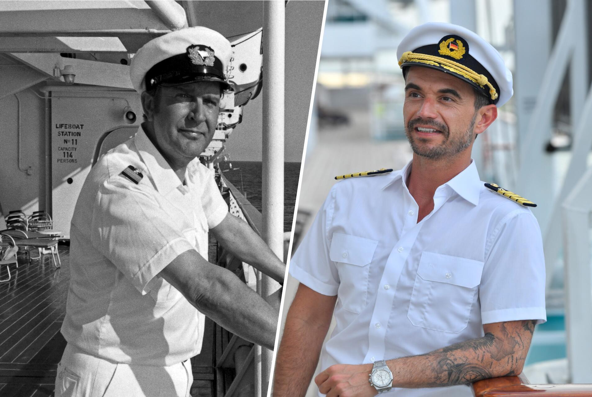 Traumschiff: Grit Böttcher dreht mit Florian Silbereisen