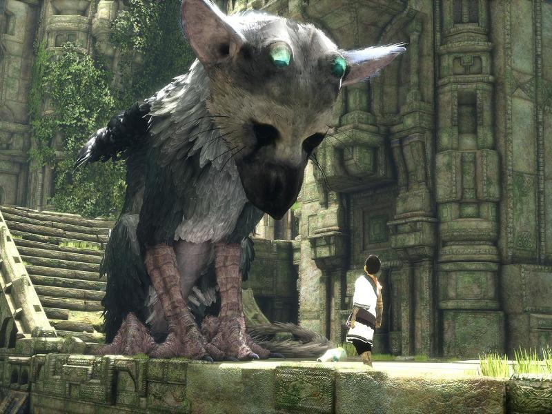 Bild zu «The Last Guardian»