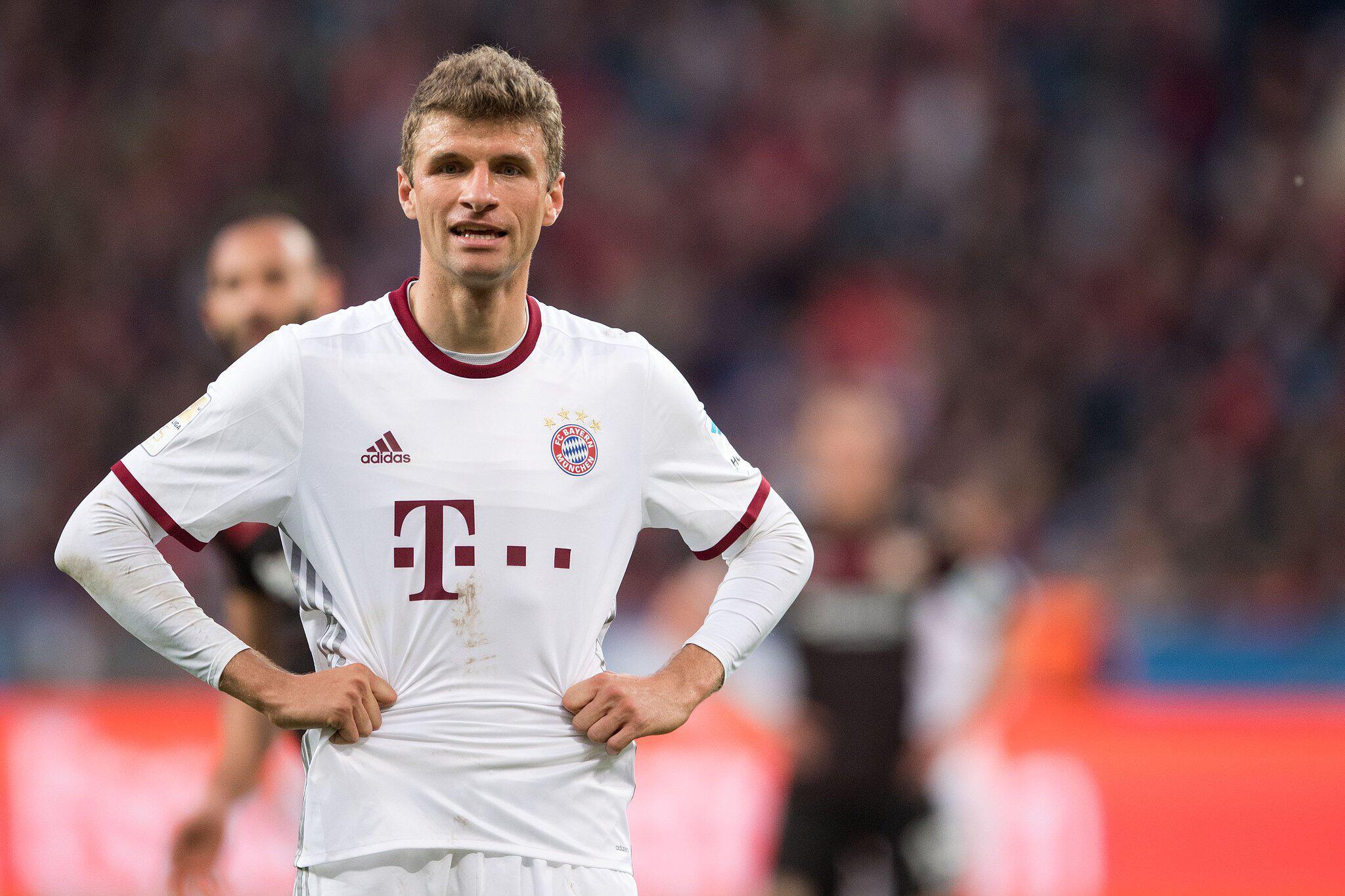 Bild zu Bayer Leverkusen - Bayern München