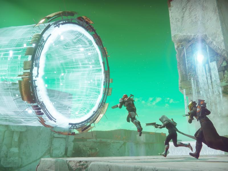 Bild zu «Destiny 2»