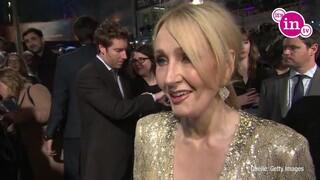 """Bild zu J. K. Rowling verrät: Sie wollte """"Harry Potter"""" nicht fortsetzen"""
