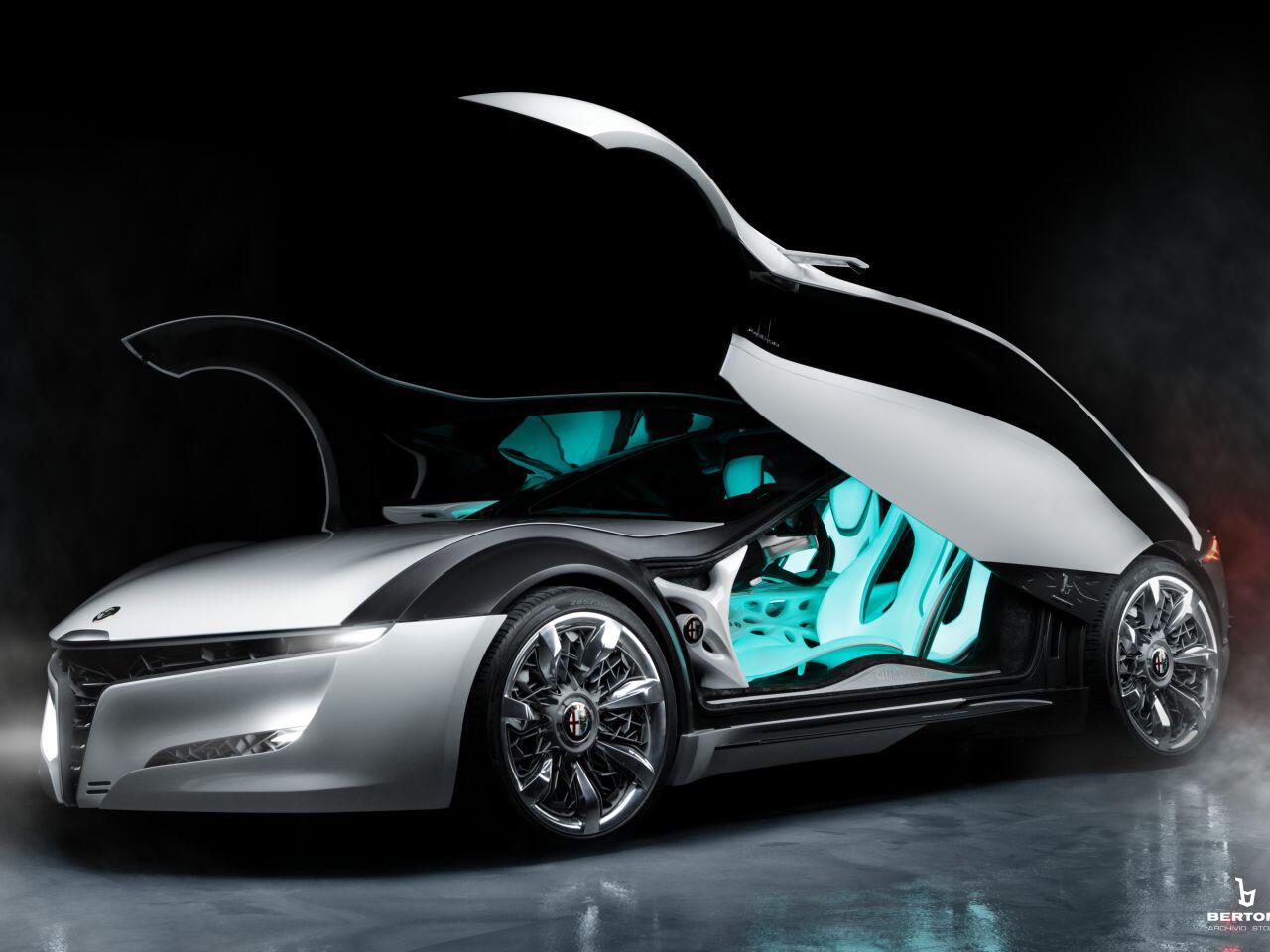 Bild zu Alfa Romeo Pandion von 2010