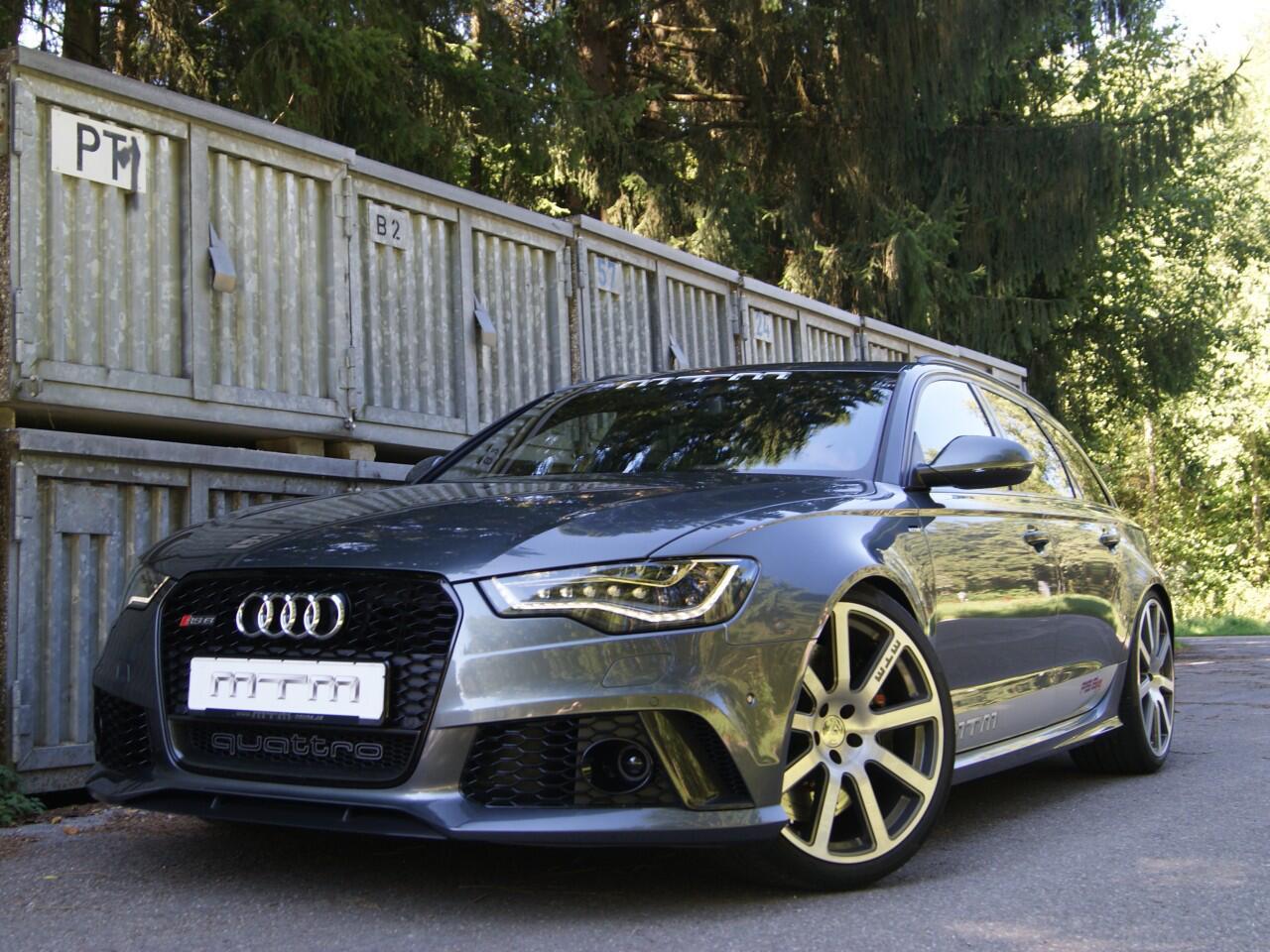 Bild zu Audi RS6 von MTM