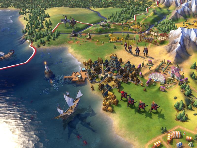 Bild zu «Civilization VI»