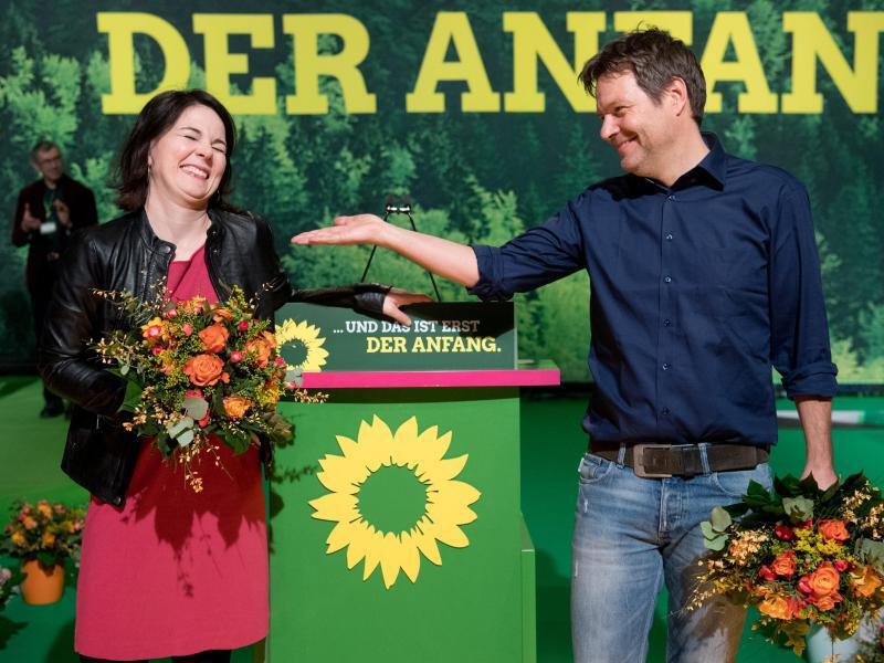Bild zu Bündnis 90/Die Grünen