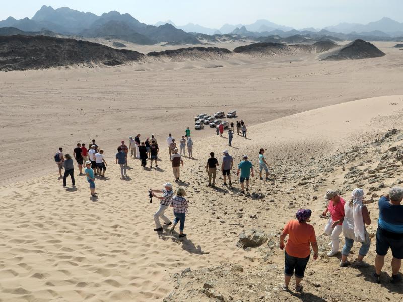 Bild zu Wüste von Safaga