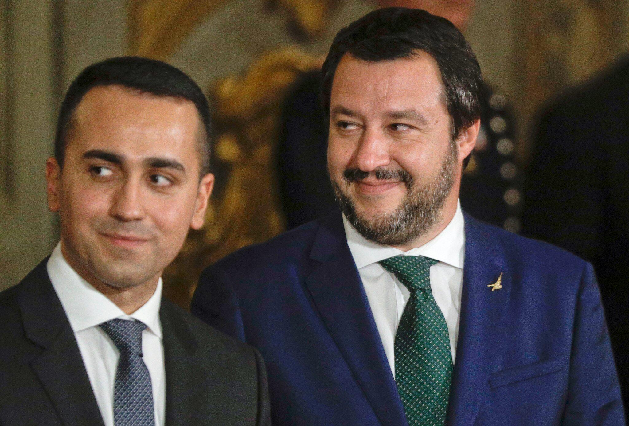 Haushaltsstreit - Italien hält an Schuldenplänen fest