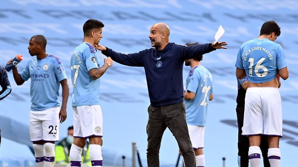 Manchester City, FC Burnley