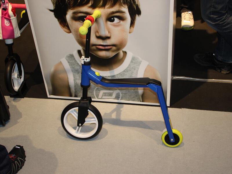 Bild zu Laufrad und City-Roller