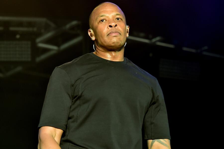 Bild zu Dr. Dre hat nicht so gerne Polizei